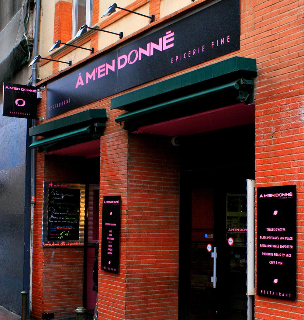 Restaurant A M En Donn Ef Bf Bd Toulouse