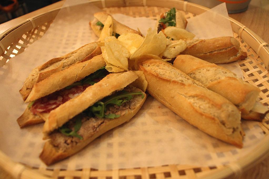 Les sandwichs de Boca disponibles en livraison !