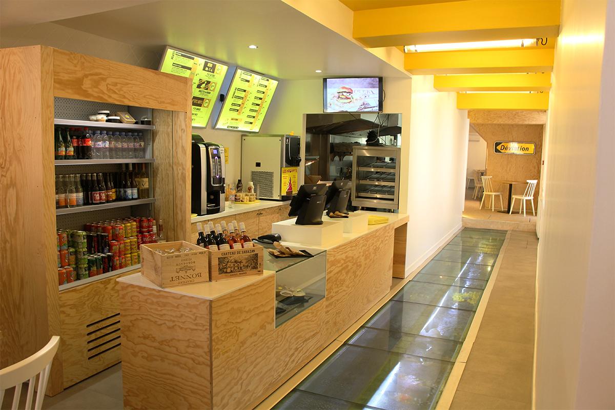 Restaurant Toulouse Duck Me Intérieur