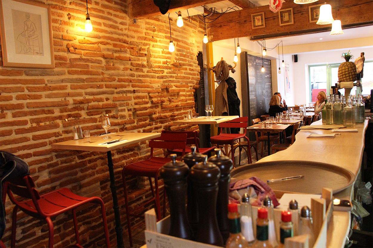 Comment trouver un restaurant à Toulouse ?
