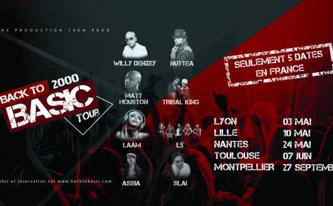 Un concert dédié aux années 2000 à Toulouse