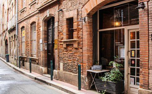 Le restaurant Une Table à Deux à Toulouse