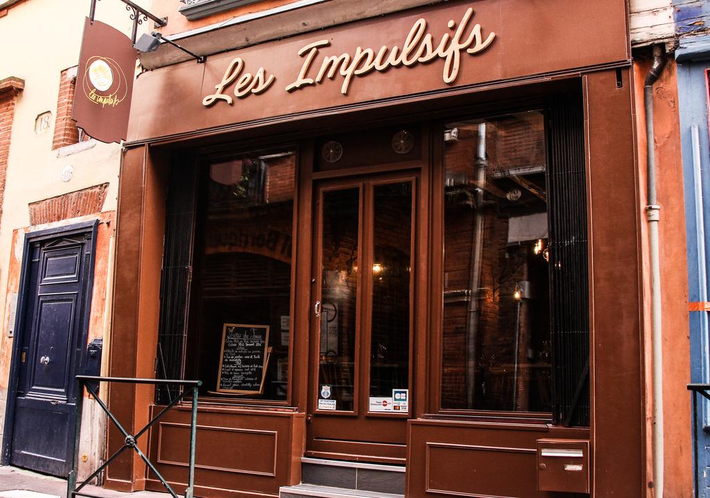 Restaurant Les Impulsifs à Toulouse
