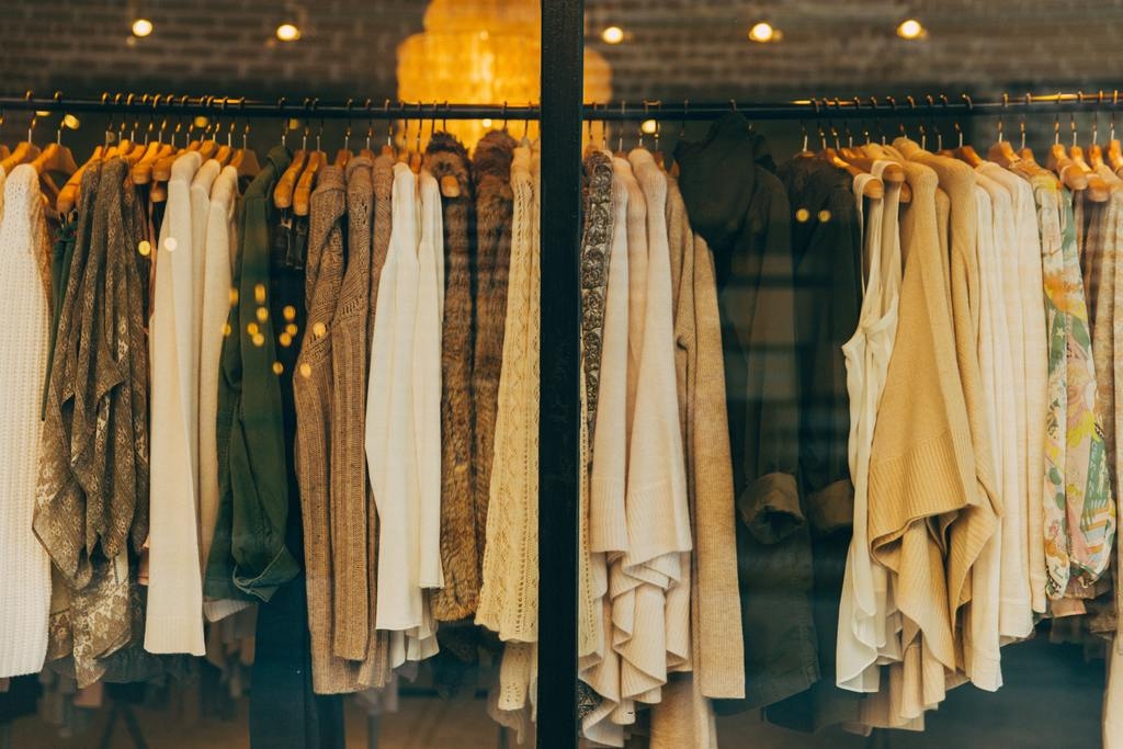 Boutique de vêtements d'occasion à Toulouse
